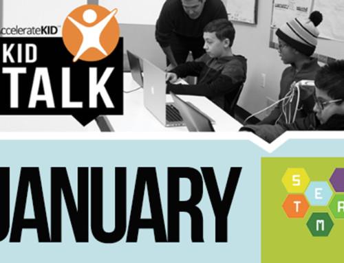 Introducing KID TALK: Printable STEAM & STEM Newsletter for Kids