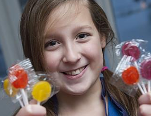Sweet Success With Zollipops
